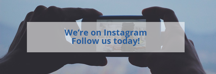 We're on Instagram! Follow us @SolutionsServices